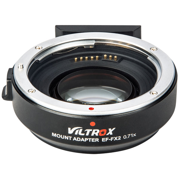 Viltrox EF-FX2 Auto Focus Lens Adapter  for Canon EF Mount Lens to Fuji X-Mount