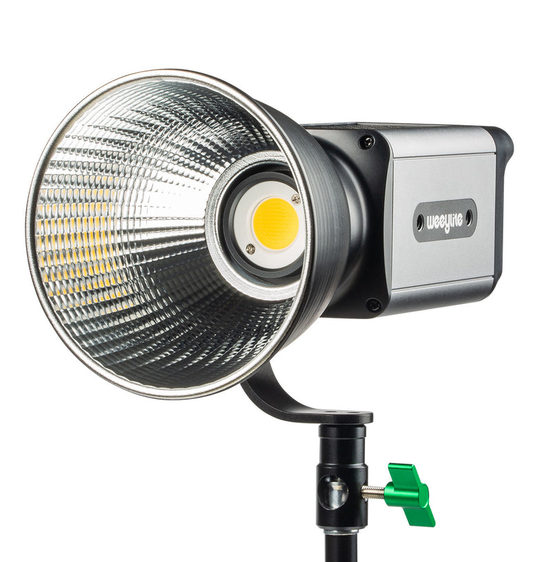 Weeylite ninja 300 Portable MINI COB Spotlight 80W Smart APP Control Studio Light