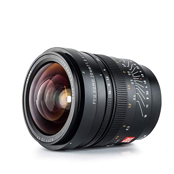 VILTROX 20mm f1.8 Full Frame Wide-Angle Fixed/Prime Lens for Nikon Z Mount Mirrorless