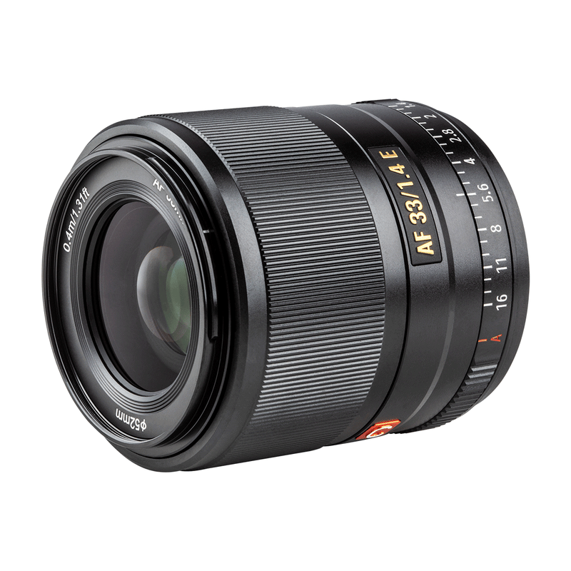 Viltrox 33mm F1.4 E-mount Autofocus Prime Lens for Sony APS-C Mirrorless Digital Camera