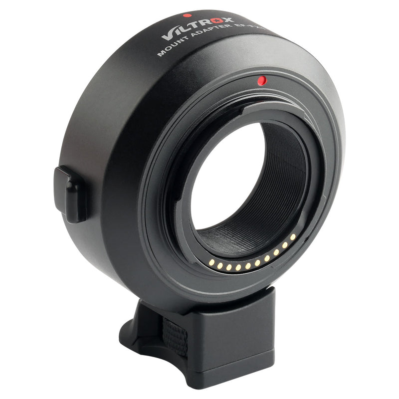 VILTROX EF-FX1 Auto Focus Lens Mount Adapter with Aperture Control