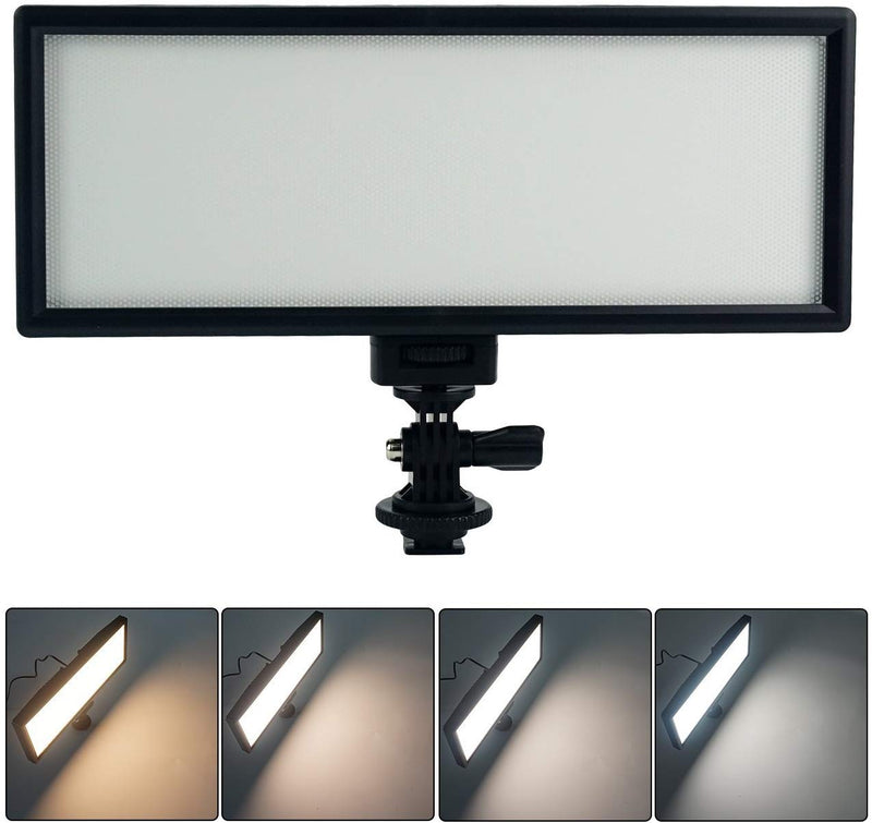 "VILTROX L132T 0.78""/2cm Ultra Thin CRI95 5600K/3300K LED Video Light"