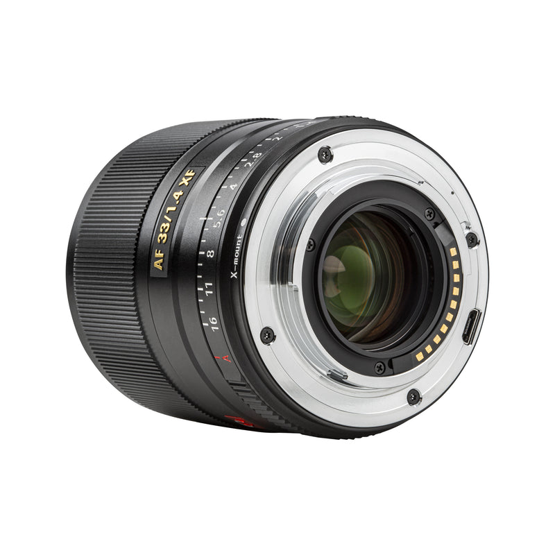 Viltrox XF 33mm f1.4 APS-C Prime Autofocus  Lens For Fuji X-mount Mirrorless Camera