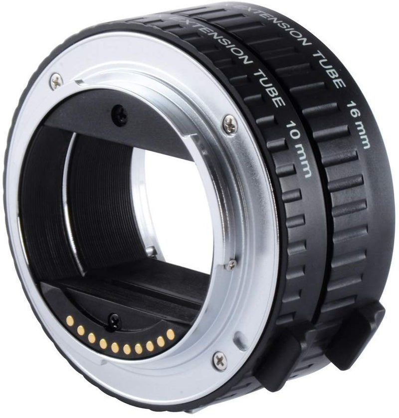VILTROX DG-NEX AF Auto-Focus Macro Extension Tube for Sony NEX E-Mount Camera