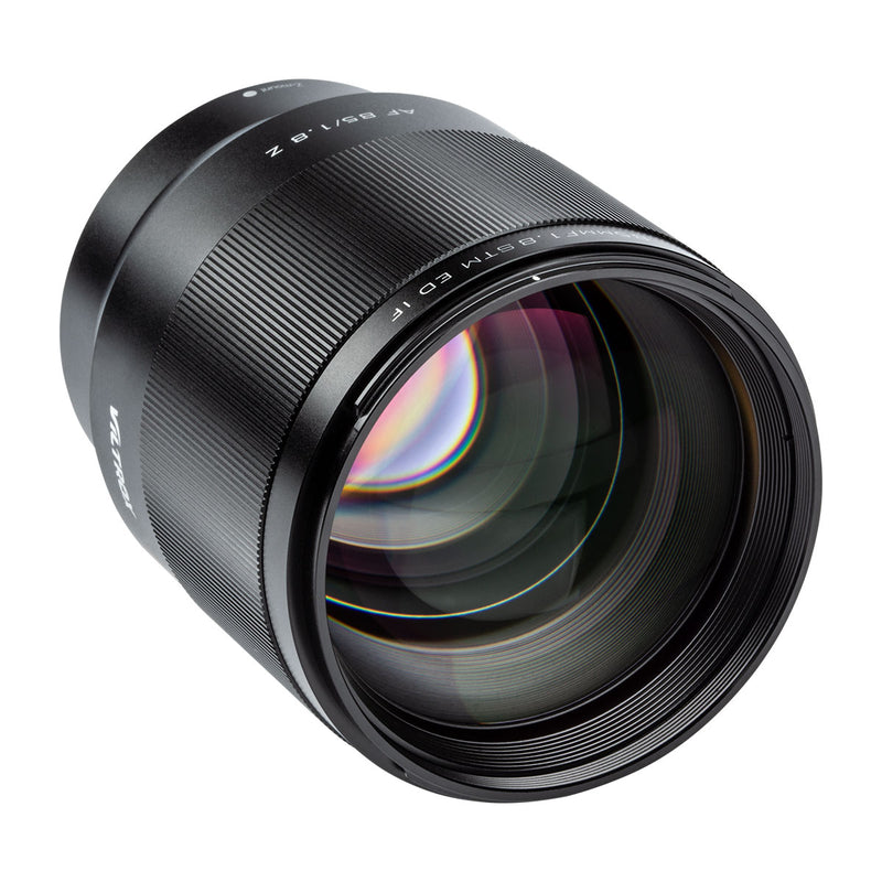 Viltrox 85mm F1.8 Z-mount Autofocus Full Frame Prime Lens for Nikon Z Mirrorless Camera