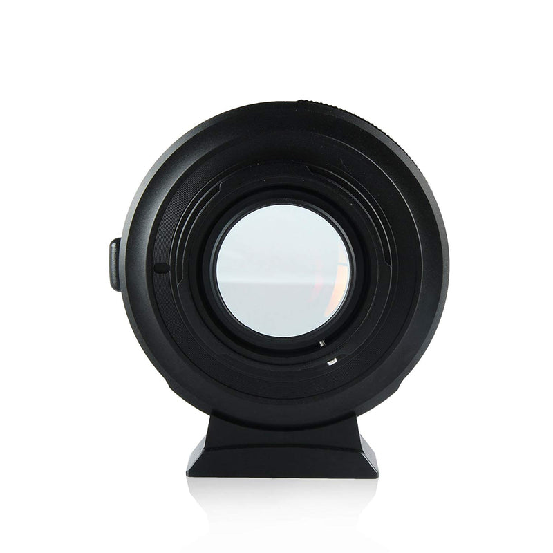 VILTROX NF-M43X 0.71x Nikon F Lens to Micro Four Thirds Camera Speedbooster Mount Adapter