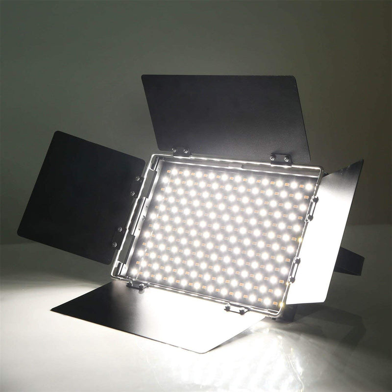 VILTROX VL-S50T Metal Bi Color 3300K-5600K 50W  LED Lighting Video Studio Lighting Panel