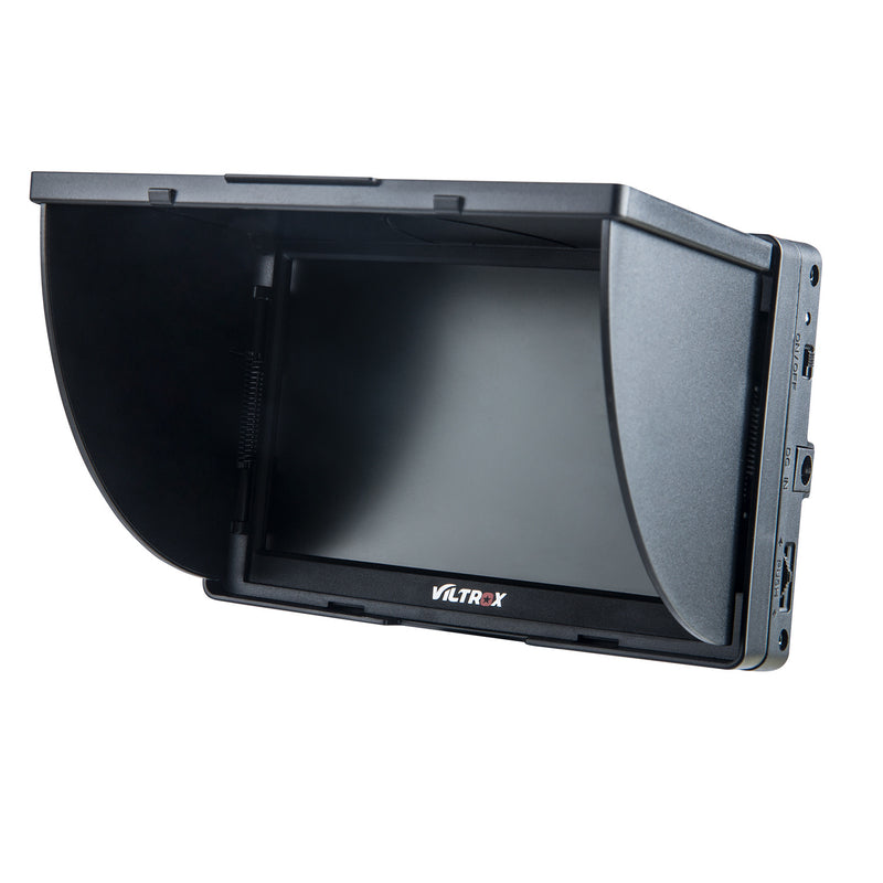 "VILTROX DC-50 5"" inch LCD Portable Camera Field Monitor, TFT HD Video Monitor with FM50 Battery"