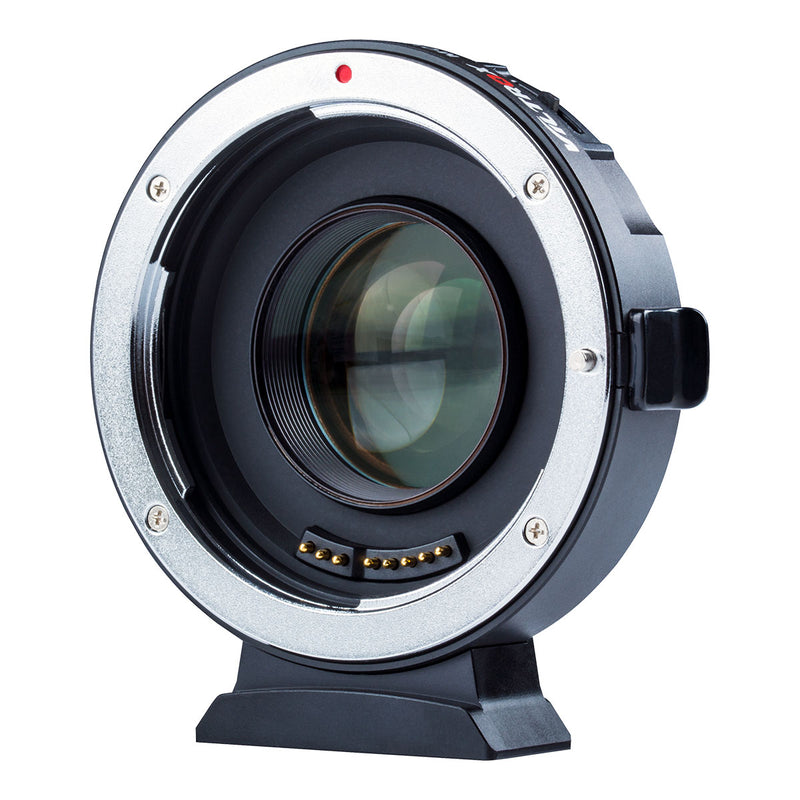 VILTROX EF-EOS M2 Lens Adapter 0.71x Speed Booster for Canon EF Lens to EOS EF-M Mirrorless Camera