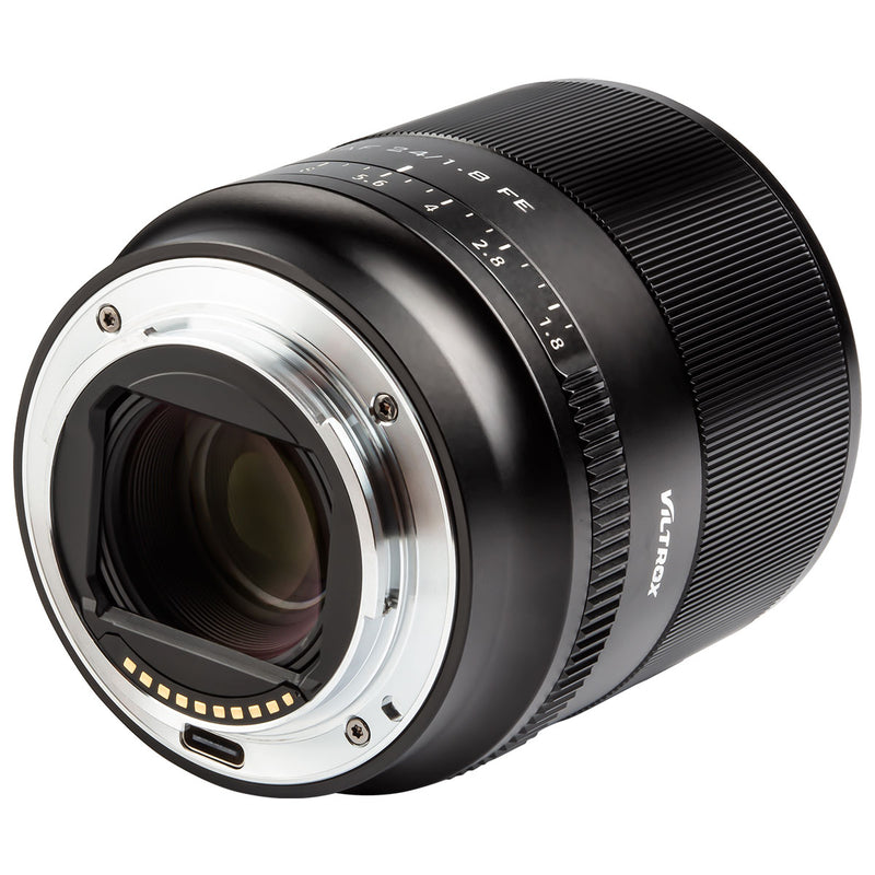 Viltrox AF 24mm F1.8 FE Mount Auto Focus Sony Full Frame Wide-angle Prime Lens Support Eye-AF USB Upgrade