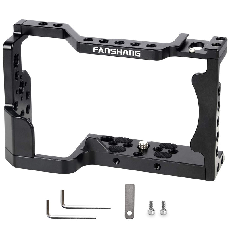 Viltrox FANSHANG Aluminum Camera Cage Video Film Movie Making Rig Stabilizer for Sony