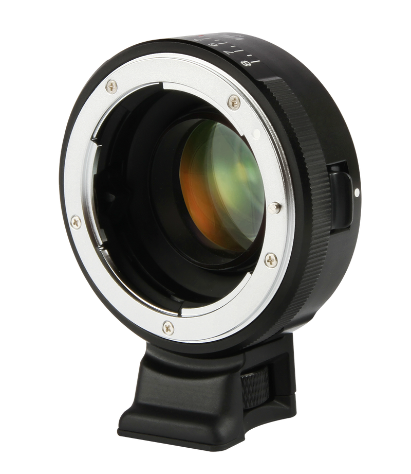 VILTROX NF-E Manual-Focus F Mount Lens Adapter to Sony E Mount Camera