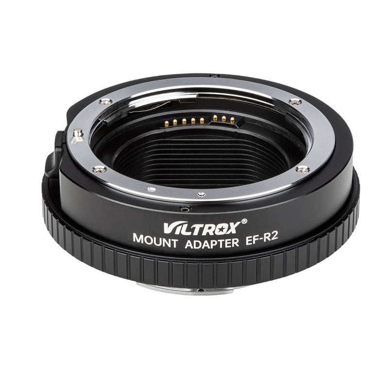 Viltrox EF-R2 Lens Mount Adapter for Canon EF/EF-S lens and EOS R/RP with Functional Control Ring