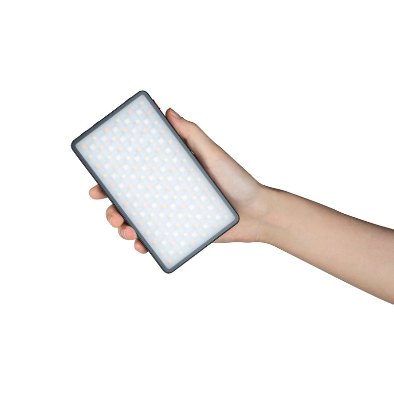 NEW!! Weeylite RB9 RGBW Portable and Functional Full Color LED Light Chargeable and Dimmable