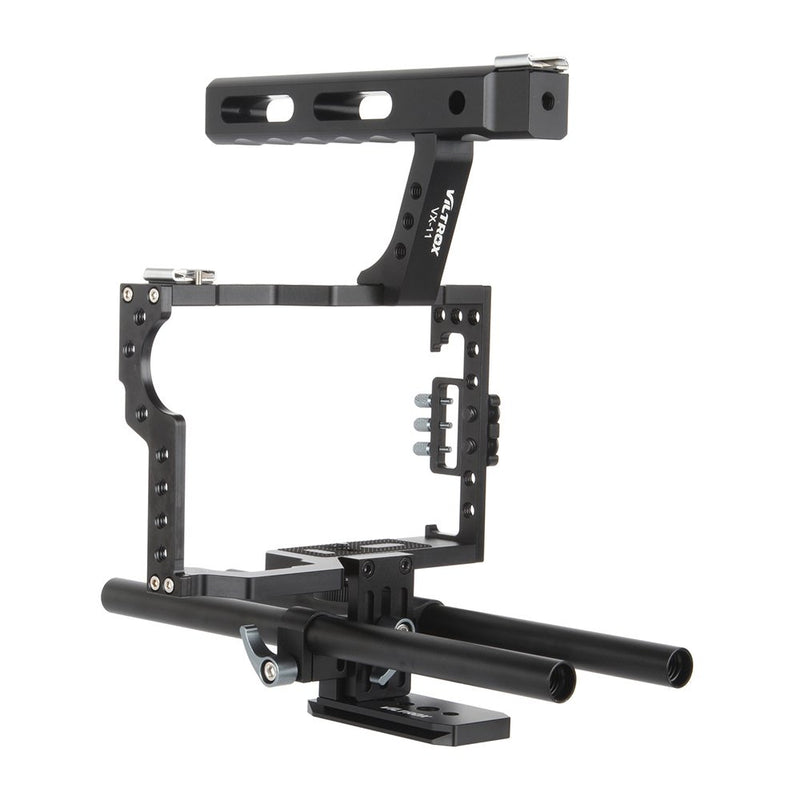 Viltrox Video Cage Kit Stabilizer VX-11 Aluminum Alloy Film Movie Making  for Panasonic for Sony