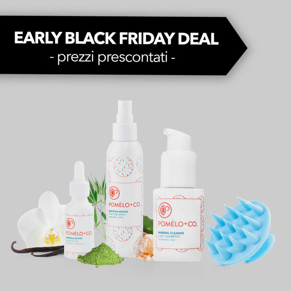 <b>THE PRO-STYLER SET</b> <br> Early Black Friday Deal <br> -10% presconto