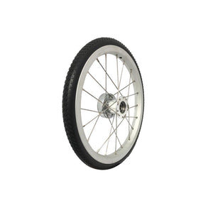 "P-WAC-14-01-01   14''x1""  Fixed Aluminum Rim with PU Tires (Without Drum Brakes)"