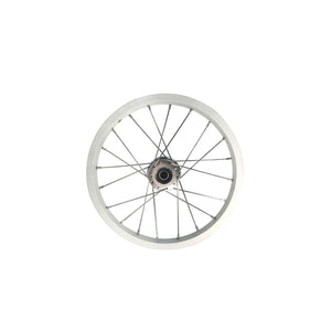P-WFAC-14-01  14''x1.5 Fixed Aluminum Wheel Rim (Without Drum Brake)