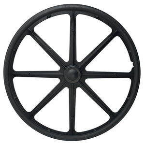 P-WFP-24-01  24'' Fixed Plastic Wheel Rim