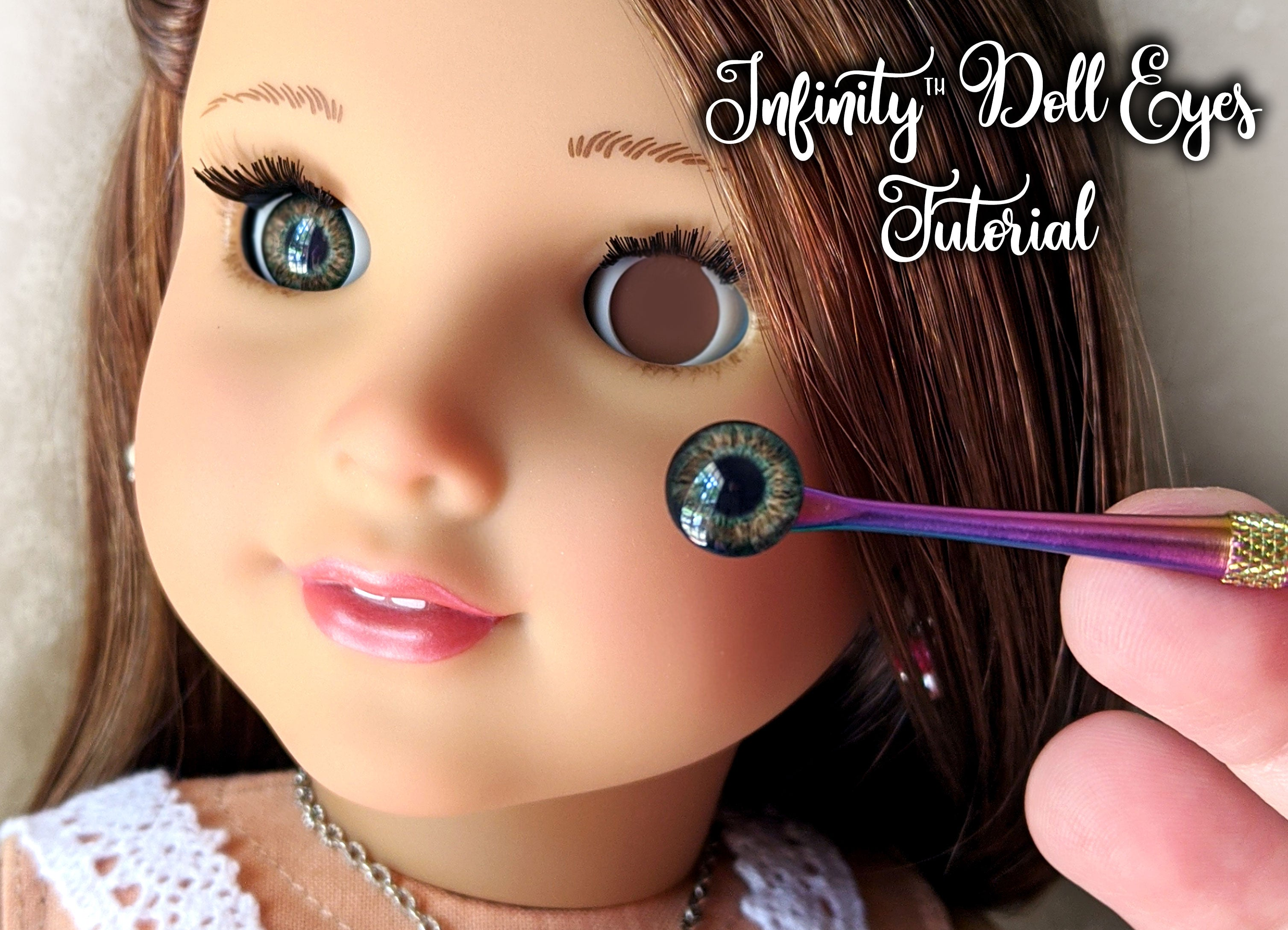 Infinity Doll Eyes Tutorial