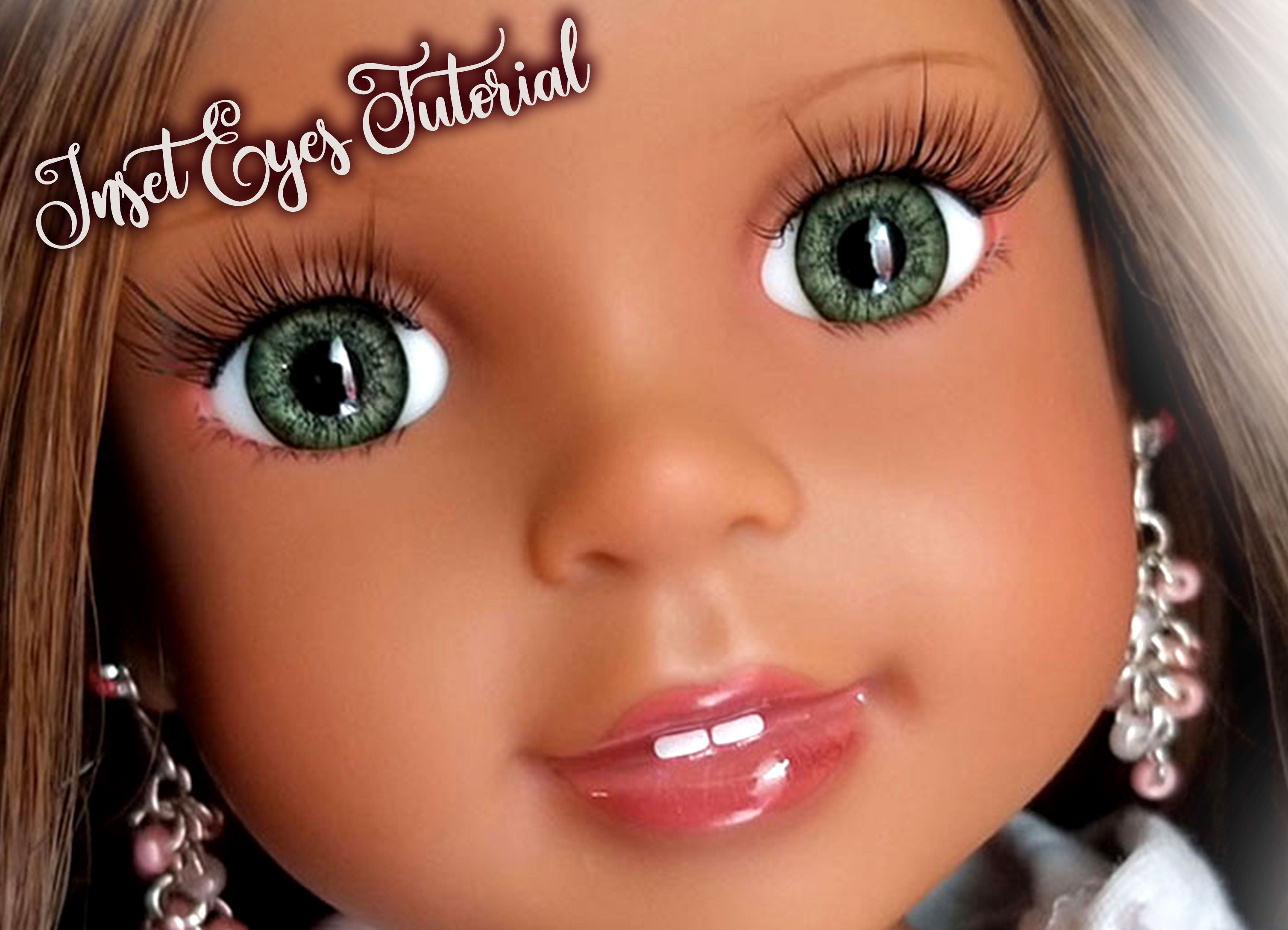 Inset Doll Eyes Tutorial
