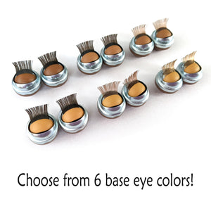 Summer Blue - Premium Classic Infinity™ Blinking Doll Eyes