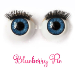 Blueberry Pie - Premium Classic Infinity™ Blinking Doll Eyes