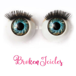 Broken Icicles - Premium Classic Infinity™ Blinking Doll Eyes