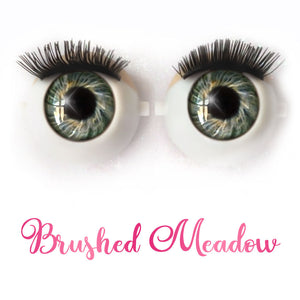 Brushed Meadow - Premium Classic Infinity™ Blinking Doll Eyes