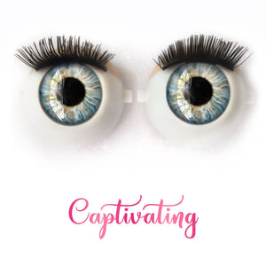 Captivating - Premium Classic Infinity™ Blinking Doll Eyes