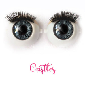 Castles - Premium Classic Infinity™ Blinking Doll Eyes