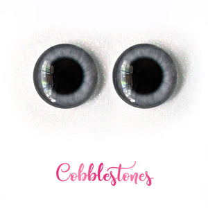 Cobblestones - Premium Adhesive Glass Irises for Infinity™ Doll Eyes