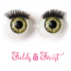 Fields & Forest - Premium Classic Infinity™ Blinking Doll Eyes