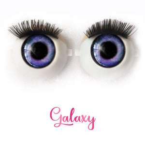 Galaxy - Premium Classic Infinity™ Blinking Doll Eyes