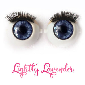 Lightly Lavender - Premium Classic Infinity™ Blinking Doll Eyes