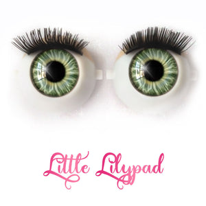 Little Lilypad - Premium Classic Infinity™ Blinking Doll Eyes