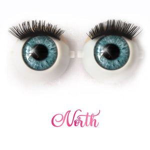 North - Premium Classic Infinity™ Blinking Doll Eyes