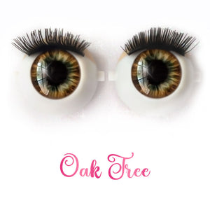 Oak Tree - Premium Classic Infinity™ Blinking Doll Eyes