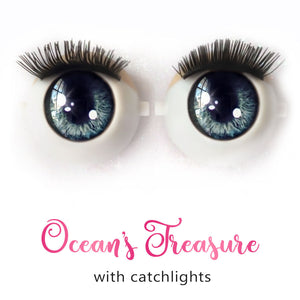 Ocean's Treasure (Anime) - Premium Classic Infinity™ Blinking Doll Eyes