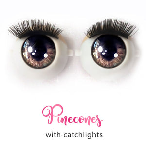 Pinecones (Anime) - Premium Classic Infinity™ Blinking Doll Eyes