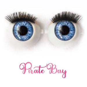 Pirate Bay - Premium Classic Infinity™ Blinking Doll Eyes