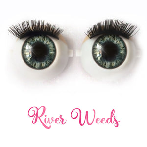 River Weeds - Premium Classic Infinity™ Blinking Doll Eyes