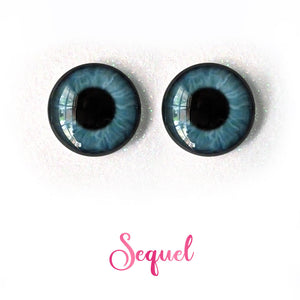 Sequel - Premium Adhesive Glass Irises for Infinity™ Doll Eyes