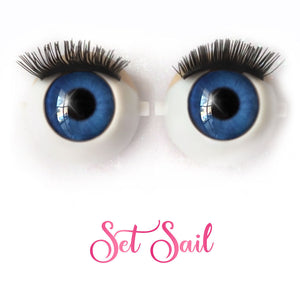 *IMPERFECT* Set Sail - Premium Classic Infinity™ Blinking Doll Eyes