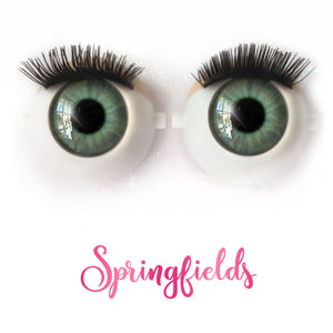 Springfields - Premium Classic Infinity™ Blinking Doll Eyes
