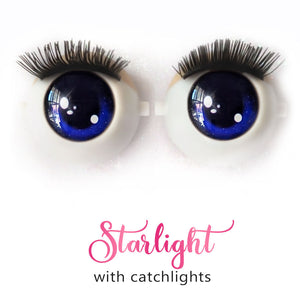 *IMPERFECT* Starlight (Anime) - Premium Classic Infinity™ Blinking Doll Eyes