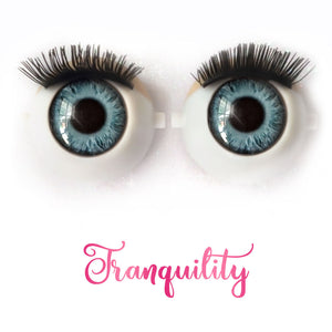*IMPERFECT* Tranquility - Premium Classic Infinity™ Blinking Doll Eyes