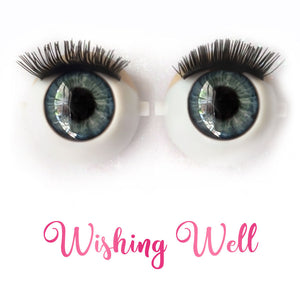 Wishing Well - Premium Classic Infinity™ Blinking Doll Eyes