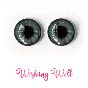 Wishing Well - Premium Adhesive Glass Irises for Infinity™ Doll Eyes