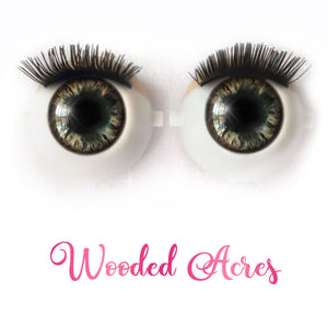 *IMPERFECT* Wooded Acres - Premium Classic Infinity™ Blinking Doll Eyes